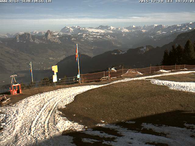 Webcam Rigi Scheidegg